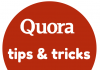 Quora Tips and Tricks | ByteNbit